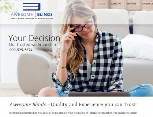 Awesome Blinds of Eastvale